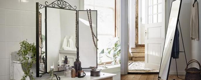 espejos ikea para tocador y vestidor karmsund