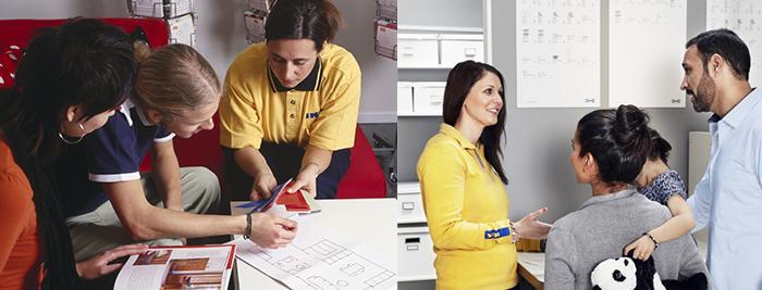 Ikea dise a cocinas a domicilio y en tiendas con proyectos for Disena tu cocina ikea