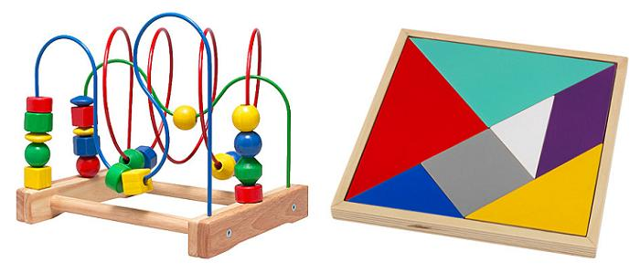 ikea niños juguetes madera