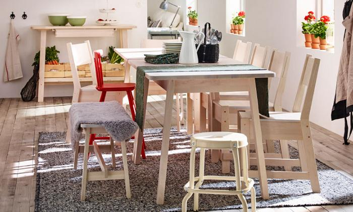 Decorar con muebles de ikea beautiful sofs de ikea - Decorar muebles ikea ...