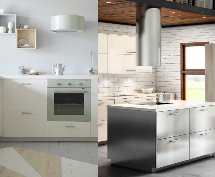Originales inspiraciones candelabros - Campanas de cocina modernas ...