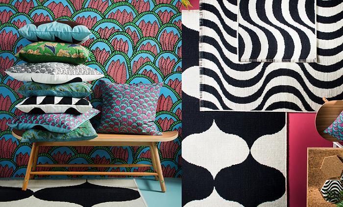 coleccion tillfalle ikea edicion limitada textiles