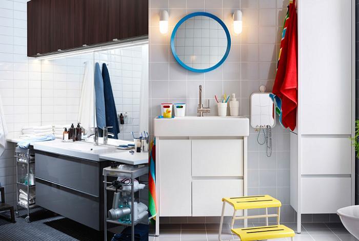 cuartos de baño ikea fotos