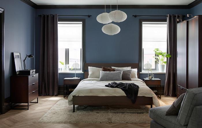 Dormitorio Ikea ~ TRYSIL, un dormitorio Ikea muy juvenil, moderno y barato con todos los muebles mueblesueco