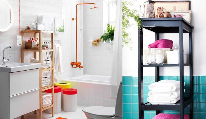 estanterias baño ikea