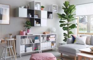 muebles salones modernos ikea