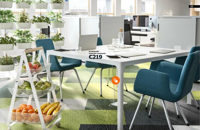 Mostrador de recepcion ikea stunning com anuncios de sillon ikea giratorio sillon ikea - Muebles oficina ikea ...