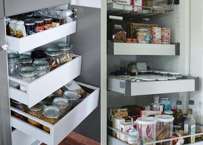 Muebles auxiliares de cocina ikea for Cajoneras de cocina
