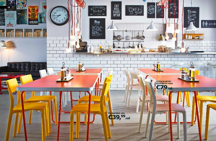 restaurante ikea ideas