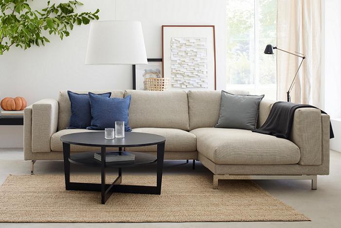 sofas salones modernos ikea