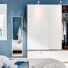 trysil un dormitorio ikea muy juvenil moderno y barato con todos los muebles