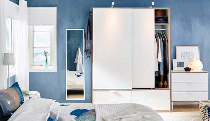trysil un dormitorio ikea muy juvenil moderno y barato