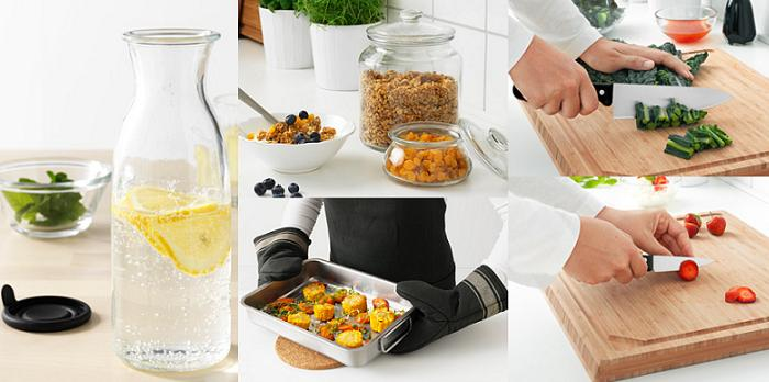 los mejores accesorios de cocina ikea para ser un chef de