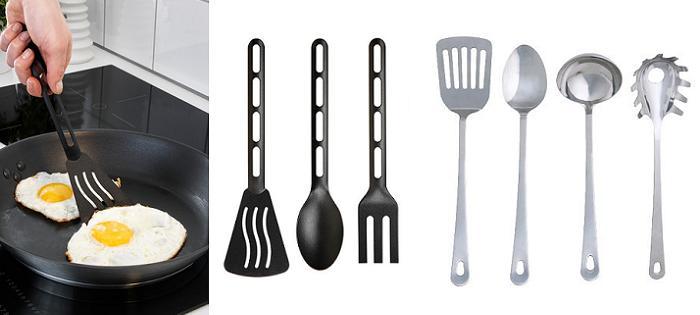Los mejores accesorios de cocina ikea para ser un chef de for Utensilios de cocina ikea