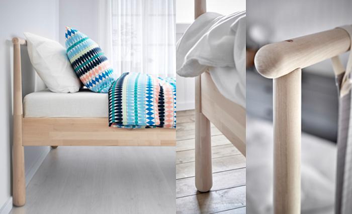 camas ikea de matrimonio nordicas