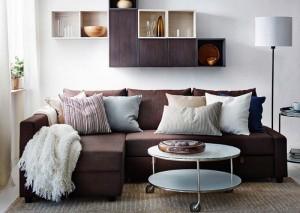 decorar casa salon sofa
