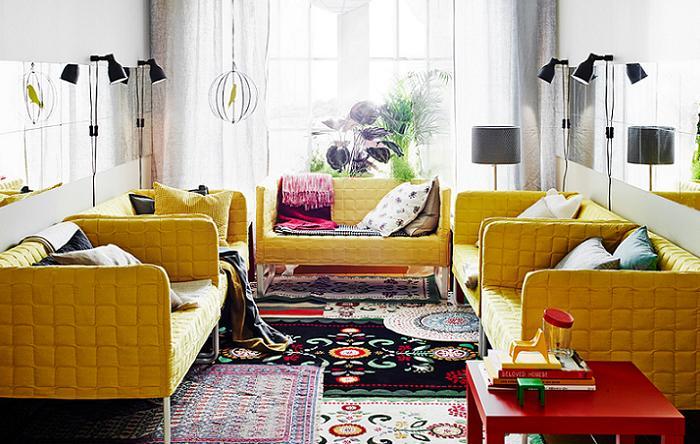 decorar casa textiles