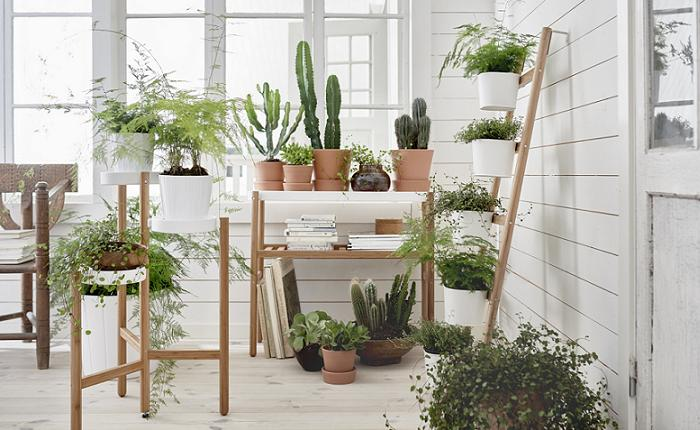 maceteros ikea satsumas soportes modernos para plantas