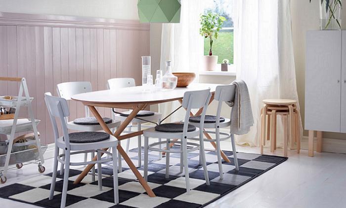 Los mejores muebles de comedor Ikea: mesas, sillas, vitrinas ...