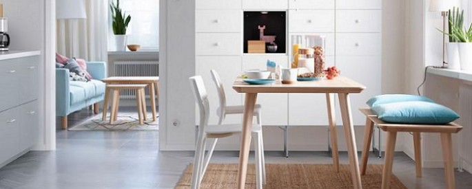 Mesas ikea archives mueblesueco - Muebles salon ikea 2017 ...