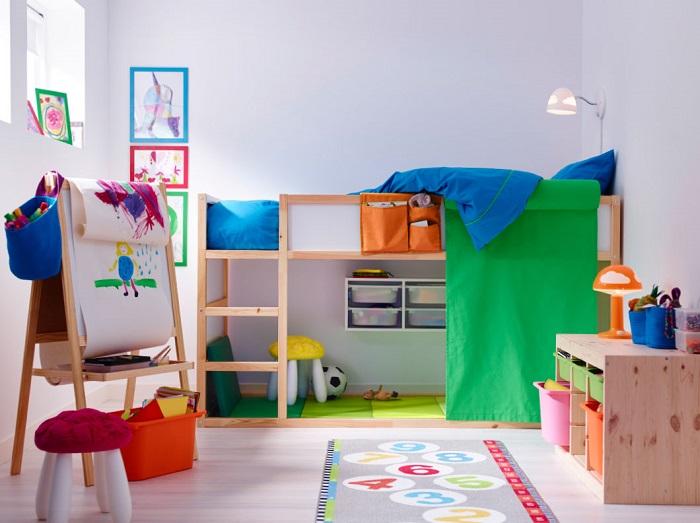 Sistema de almacenaje Trofast Ikea: dormitorios infantiles siempre ...