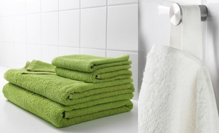 toallas ikea baño baratas