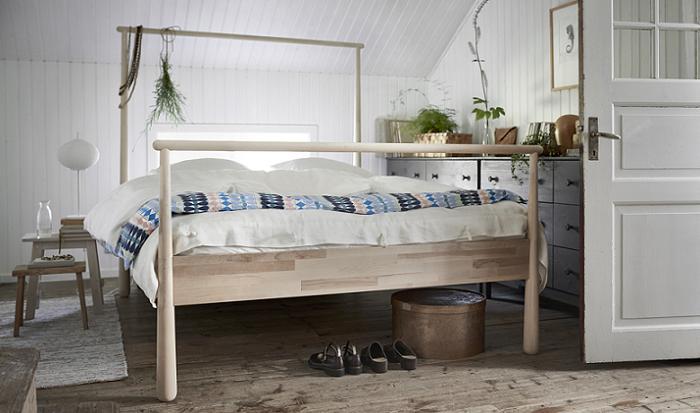 Ya está a la venta la cama GJÖRA de Ikea, la más escandinava