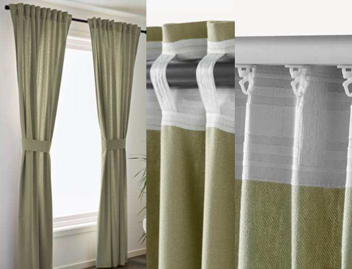 cortinas ikea salon ingert