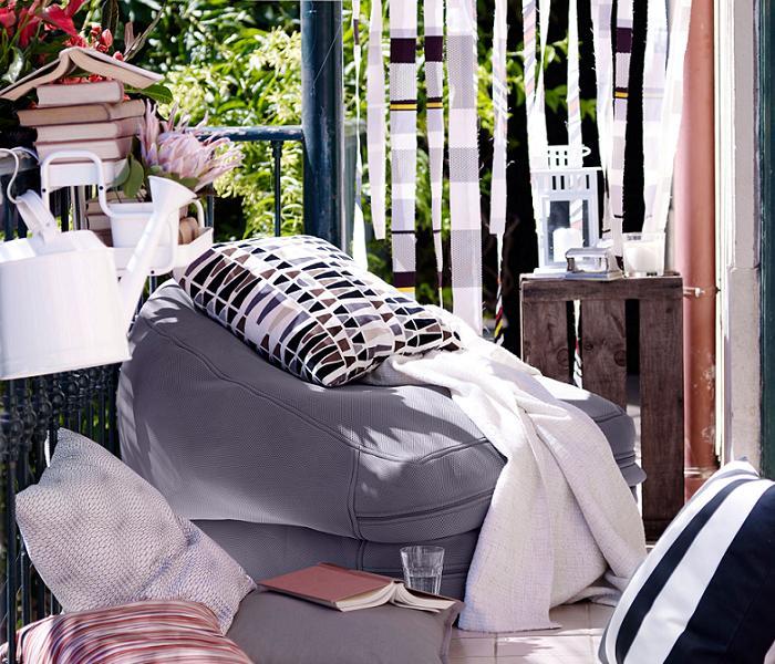 decoracion de terrazas ikea chill out