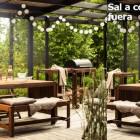 Catálogo Ikea jardín 2016: Muebles de terraza e ideas para decorar