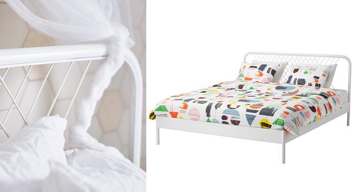 Habitaciones juveniles ikea 2016 camas nesttun mueblesueco for Ikea camas juveniles
