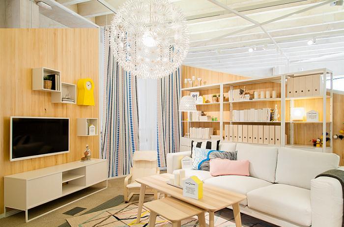 Ikea celebra 20 a os en espa a con una exposici n mucho for Muebles tormo