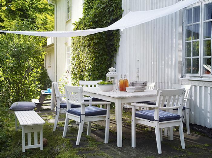 mesas de jardin ikea comedor