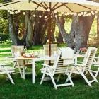 mesas de jardin ikea para tu comedor de verano