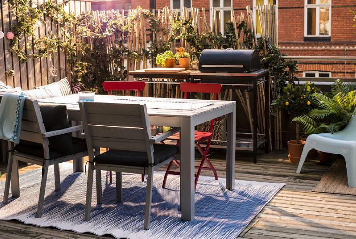 Muebles exteriores terrazas ikea 2016 mueblesueco - Ikea muebles jardin exteriores lyon ...