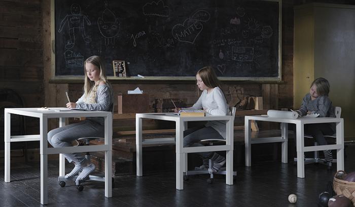 pahl escritorios infantiles ikea modulares evolutivos