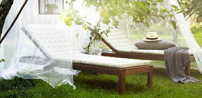 tumbonas jardin ikea mueblesueco