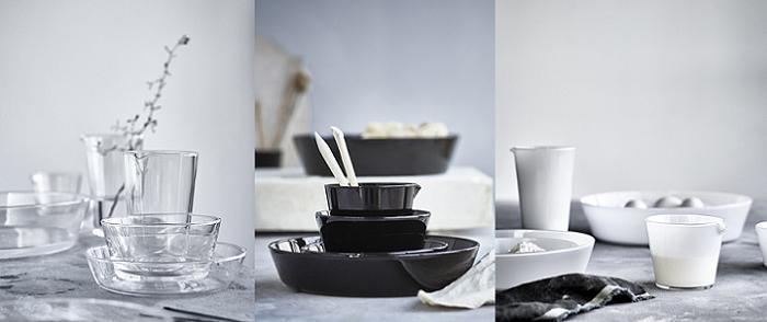 viktigt ikea vajillas platos vasos