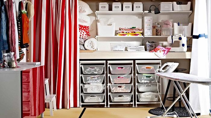 cuarto de la lavadora ikea