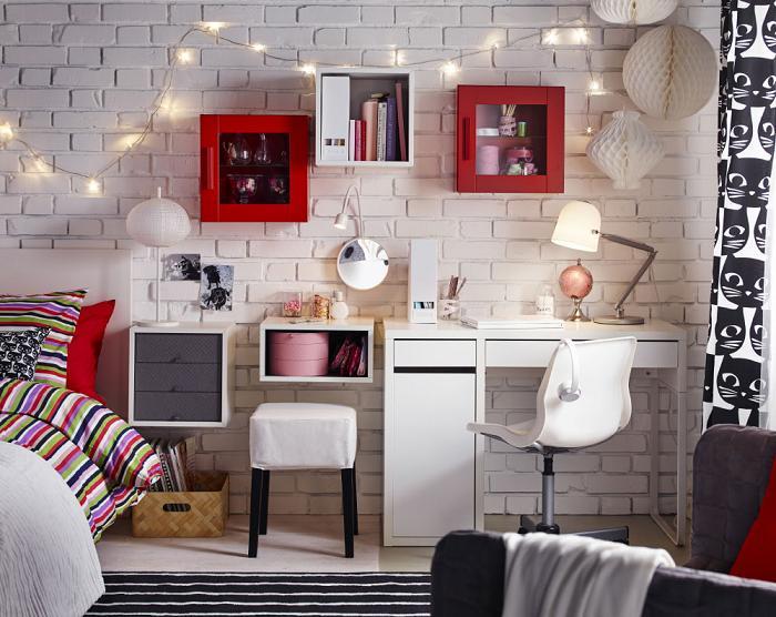 muebles juveniles ikea escritorio