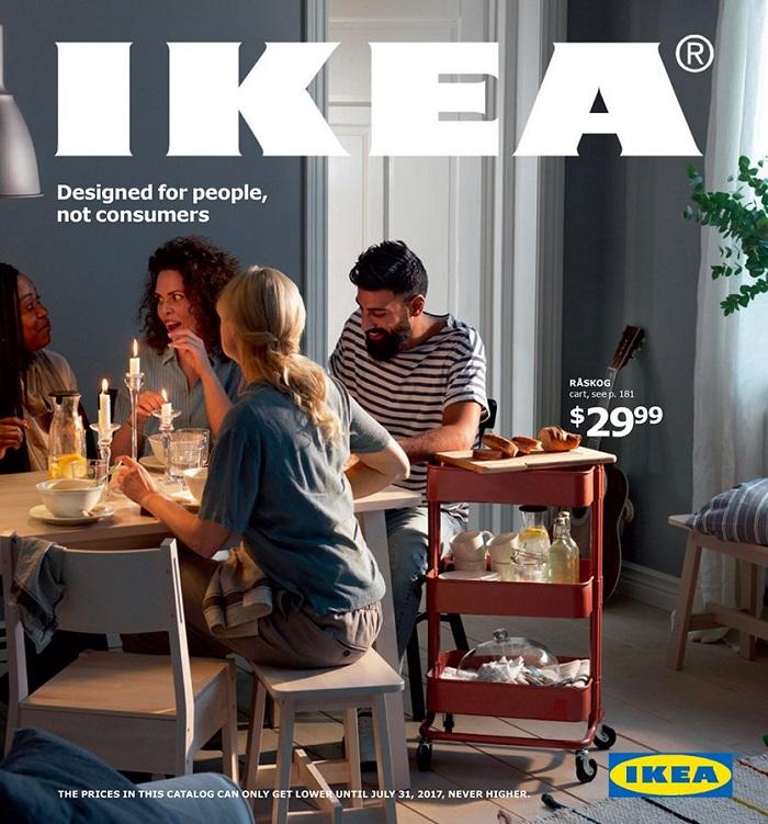 portada catálogo ikea 2017