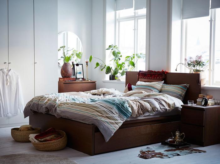 dormitorios ikea 2017 cama malm
