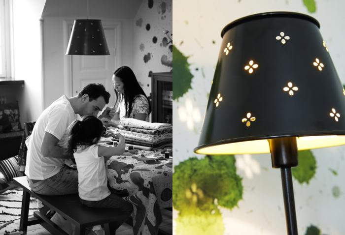 sallskap ikea edicion limitada lamparas