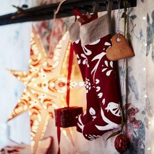adornos de navidad ikea 2016