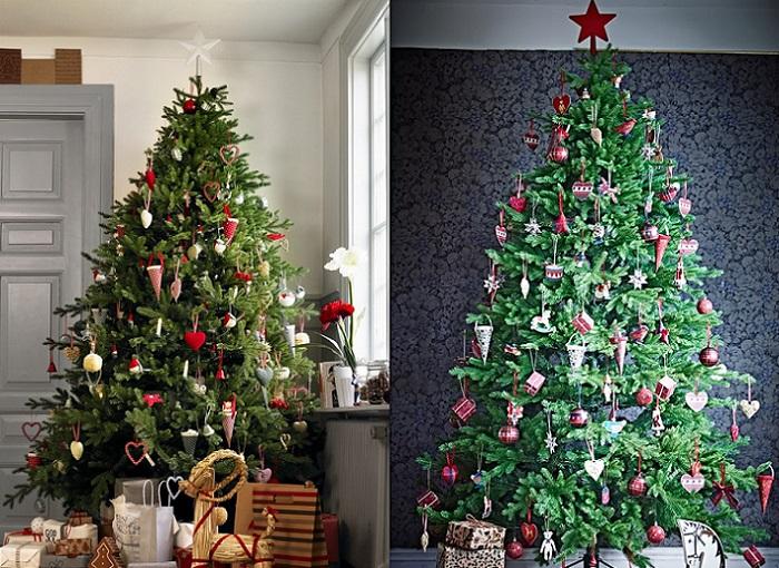 Descubre los nuevos árboles de navidad Ikea 2017, más bonitos
