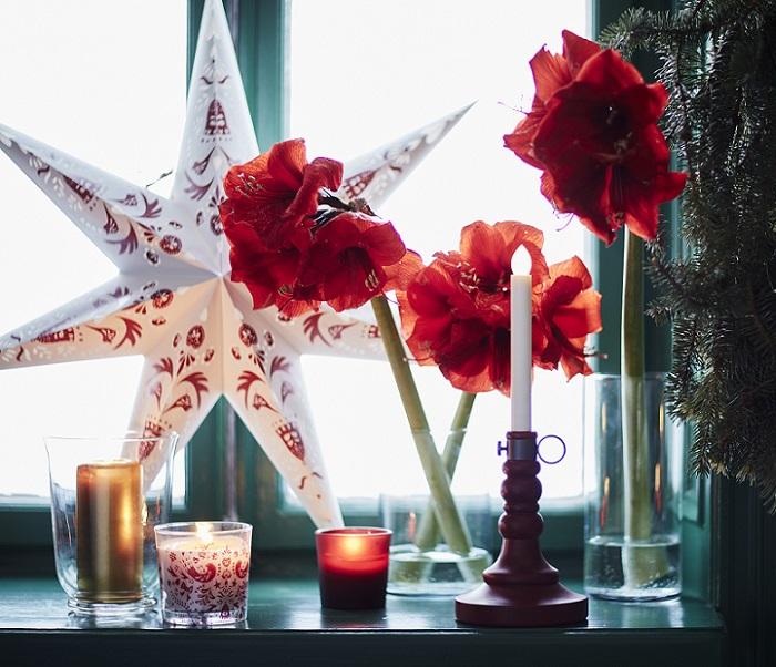 catalogo ikea navidad 2016 velas candelabros