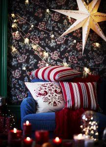 decoracion de navidad ikea 2016