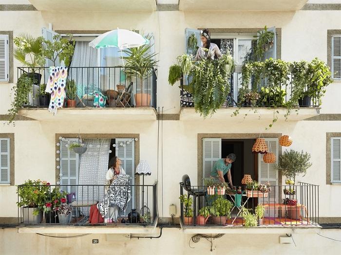 ikea balcón 2017