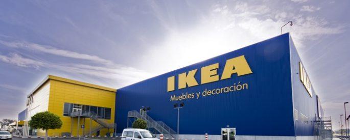 Tiendas IKEA