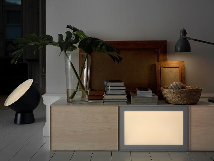 puertas con luz IKEA